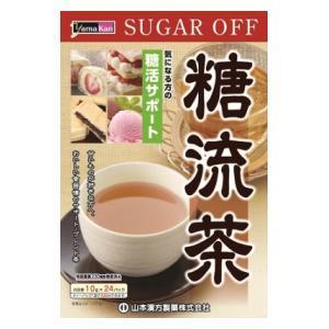 山本漢方製薬 糖流茶(10g×24包) 山本漢方製薬 トウリユウチヤ10G*24H 返品種別B|joshin