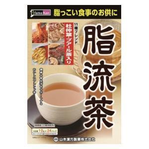 山本漢方製薬 脂流茶240g 山本漢方製薬 ヤマモトシリユウチヤ10G*24H 返品種別B|joshin