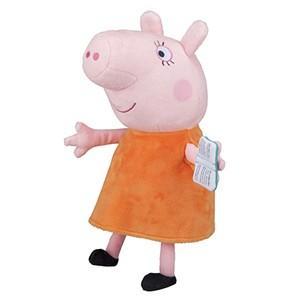 セガトイズ Peppa Pig なかよしフレンズ ぬいぐるみ マミーピッグ 返品種別B