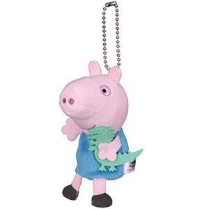 セガトイズ Peppa Pig なかよしフレンズ プチパペット ジョージピッグ 返品種別B