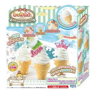 セガトイズ しゅわボム 別売りソフトクリームセット 返品種別B|joshin
