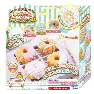 セガトイズ しゅわボム 別売りドーナツセット 返品種別B|joshin