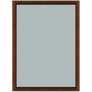 やのまん ニュー DXウッドフレーム(1-ボ)ブラウン (サイズ:18.2cm×25.7cm)ジグソ...