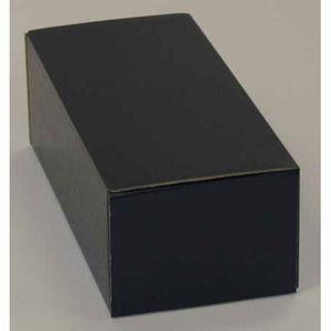 やのまん やのまん ストレイジボックス 400枚用(ブラック)カードホルダー 返品種別B