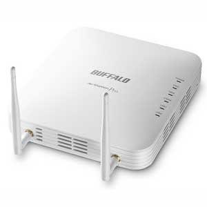 バッファロー 11ac対応 866+400Mbps 無線LANアクセスポイント AirStation Pro WAPM-1266R 返品種別A|joshin