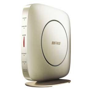 バッファロー 11ac対応 1733+800Mbps 無線LANルータ(シャンパンゴールド)(親機単体) WSR-2533DHP2-CG 返品種別A|joshin