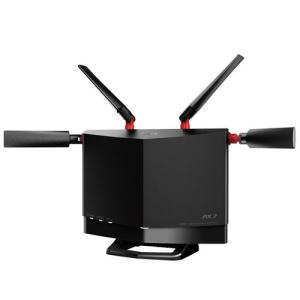 バッファロー 11ax(Wi-Fi 6)対応 無線LANルータ 親機(4803+860mbps) WXR-5700AX7S 返品種別A