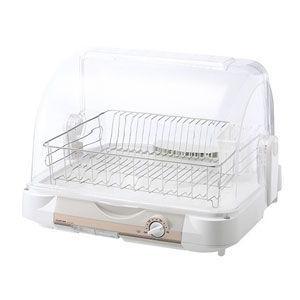 コイズミ 食器乾燥器 ホワイト KOIZUMI KDE-6000-W 返品種別A joshin