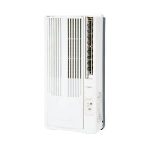 コイズミ 窓用エアコン(冷房専用・おもに4〜7畳用 ホワイト) KOIZUMI KAW-1684/ W 返品種別A|joshin