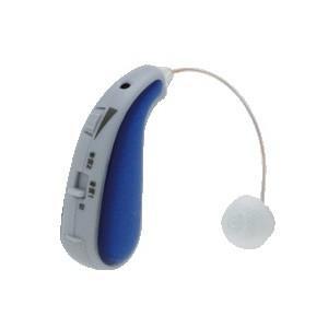 エムケー電子 耳かけ型集音器(ブルー) イヤーフォースミニ EF-16MA 返品種別A joshin