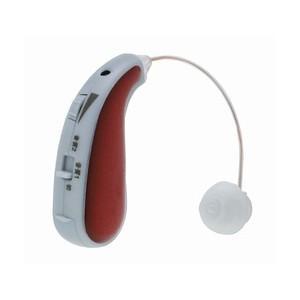 エムケー電子 耳かけ型集音器(レッド) イヤーフォースミニ EF-16MR 返品種別A joshin