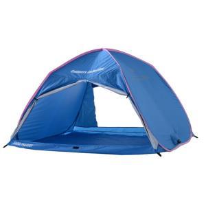 キャンパーズコレクション ワンタッチキャビンシェード(ブルー) CampersCollection ポップアップテント フルクローズタイプ CCS-6SUV-NPK 返品種別A|joshin