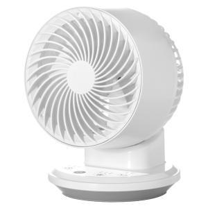 山善 (扇風機)サーキュレーター(ホワイト) YAMAZEN YDS-B12-W 返品種別A