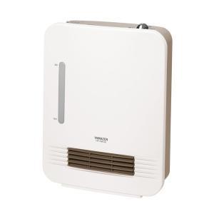 山善 加湿機能付きセラミックヒーター (暖房器具)YAMAZEN HF-KB122-W 返品種別A|joshin