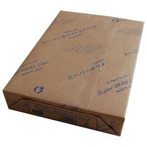 王子製紙 コピー用紙 B5 500枚 ス-パ-ホワイトライラツク-B5 返品種別A