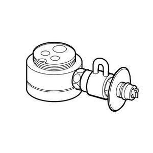 パナソニック 食器洗い乾燥機用分岐栓 Panasonic CB-SXF6 返品種別A|joshin