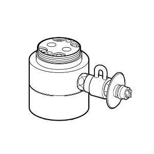 パナソニック 食器洗い乾燥機用分岐栓 Panasonic CB-SKE6 返品種別A|joshin