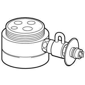 パナソニック 食器洗い乾燥機用分岐栓 Panasonic CB-SMB6 返品種別A|joshin