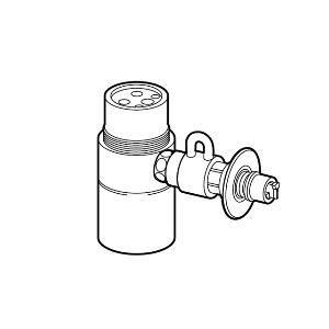 パナソニック 食器洗い乾燥機用分岐栓 Panasonic CB-SMG6 返品種別A|joshin