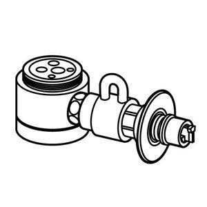 パナソニック 食器洗い乾燥機用分岐栓 Panasonic CB-SSG6 返品種別A|joshin