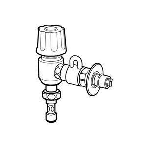 パナソニック バルブ用分岐水栓(外ネジ用) Panasonic CB-E7 返品種別A|joshin