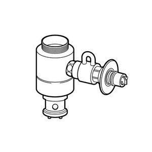 パナソニック 食器洗い乾燥機用分岐栓 Panasonic CB-SXH7 返品種別A|joshin