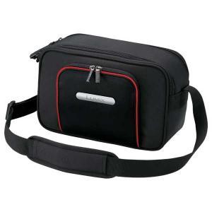 在庫状況:入荷次第出荷/◆閉しやすいファスナータイプで、バッグのなかには移動可能な間仕切りと電池など...
