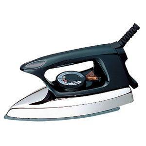 パナソニック ドライアイロン(ブラック) Panasonic 自動アイロン NI-A66-K 返品種別A|joshin