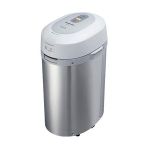パナソニック 生ゴミ処理機 生ごみリサイクラー MS-N53-S 返品種別A|joshin