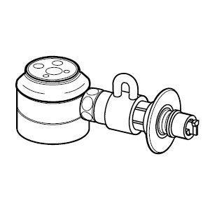パナソニック 食器洗い乾燥機用分岐栓 Panasonic CB-SED6 返品種別A|joshin