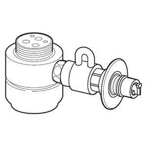 パナソニック 食器洗い乾燥機用分岐栓 Panasonic CB-SKH6 返品種別A