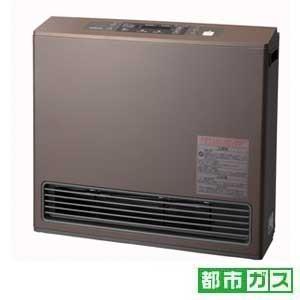 大阪ガス ガスファンヒーター(都市ガス13A用 木造15畳/コンクリート21畳 ブラウン) (暖房器具)OSAKA GAS eco model 140-9375-13A 返品種別A