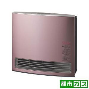 大阪ガス ガスファンヒーター(都市ガス13A用 木造11畳/ コンクリート15畳 ピンクゴールド) (暖房器具)OSAKA GAS vivace(ビバーチェ) 140-6033-13A 返品種別A joshin