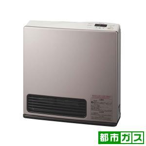 大阪ガス ガスファンヒーター(都市ガス13A用 木造11畳/ コンクリート15畳 ウォームシルバー) (暖房器具)OSAKA GAS eco model 140-9473-13A 返品種別A joshin