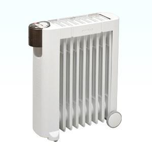 ユーレックス オイルヒーター(4〜9畳 ホワイト) (暖房器具)eureks KKE9CVH-S-W 返品種別A|joshin