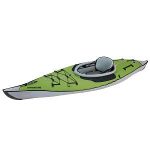 キャプテンスタッグ エアフレーム1 カヤック(グリーン) MC-1428 返品種別A joshin