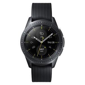 サムスン (国内正規品)スマートウォッチ(ミッドナイトブラック)SAMSUNG Galaxy Watch (42mm) /  Midnight Black SM-R810NZKAXJP 返品種別A|joshin