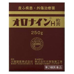 (第2類医薬品) 大塚製薬 オロナインH軟膏 250g  返品種別B