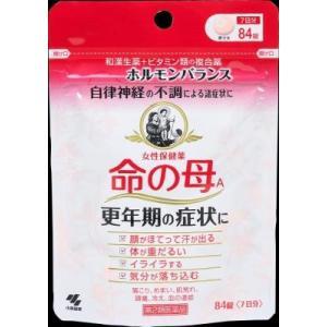 (第2類医薬品) 小林製薬 命の母A 84錠  返品種別B|joshin