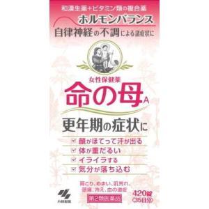 (第2類医薬品) 小林製薬 命の母A 420錠  返品種別B|joshin