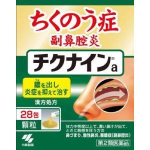 (第2類医薬品) 小林製薬 チクナインa 28包  返品種別B