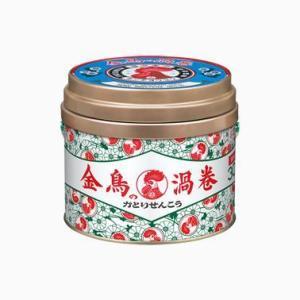 金鳥の渦巻 30巻(缶) 大日本除虫菊 キンチヨウセンコウ30マキカン 返品種別A|joshin