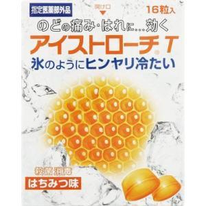 日本臓器製薬 アイストローチT 16粒(はちみつ味)  返品種別B|joshin
