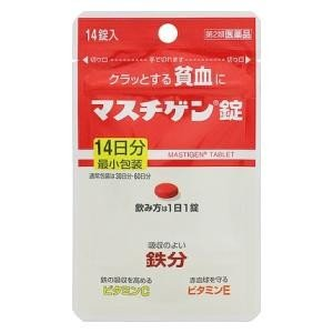 (第2類医薬品) 日本臓器製薬 マスチゲン錠 14錠  返品種別B|joshin