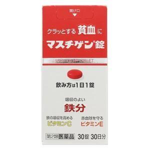 (第2類医薬品) 日本臓器製薬 マスチゲン錠 30錠  返品種別B|joshin