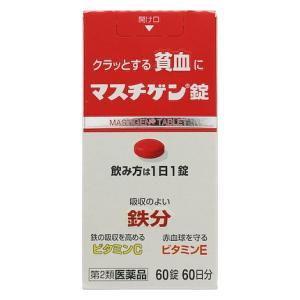 (第2類医薬品) 日本臓器製薬 マスチゲン錠 60錠  返品種別B|joshin