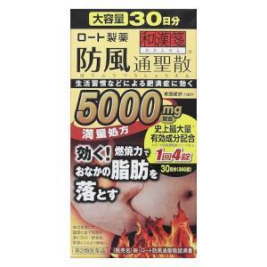 (第2類医薬品) ロート製薬 新・ロート防風通聖散錠満量 360錠  返品種別B|joshin