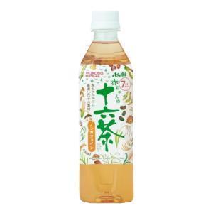 和光堂 赤ちゃんの十六茶 500ml アサヒグループ食品 (7か月頃から) 返品種別B