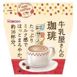 和光堂 牛乳屋さんの珈琲 270g アサヒグループ食品 ギユウニユウヤサンノコ-ヒ-270G 返品種別B|joshin