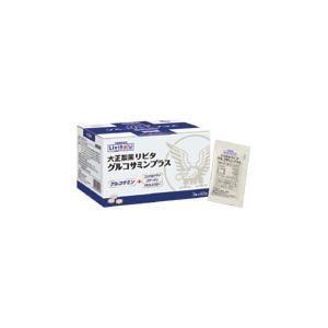 リビタ グルコサミンプラス 3粒×42包 大正製薬 リビタグルコサミンプラス42ホウ 返品種別B|joshin